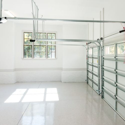 We Offer A Variety Of Garage Floor Coating Options