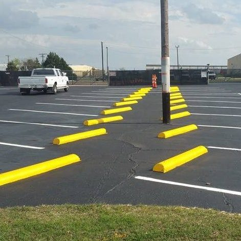 Parking Lot Maintenance Around Waco and Temple, TX