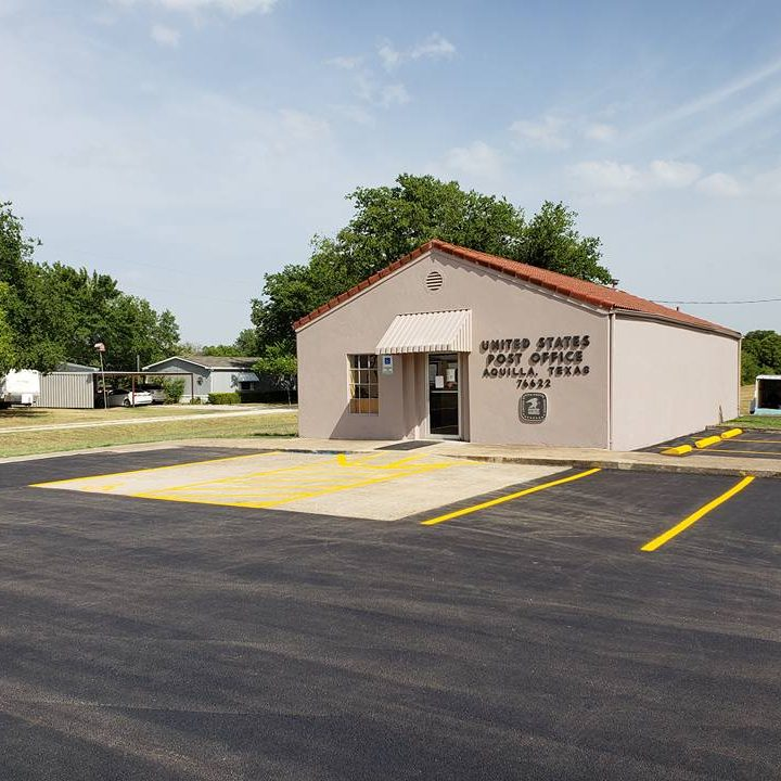 Paving Service for Post Office